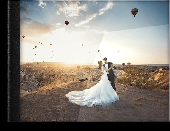 Album de mariage ALBA GRINN life photography