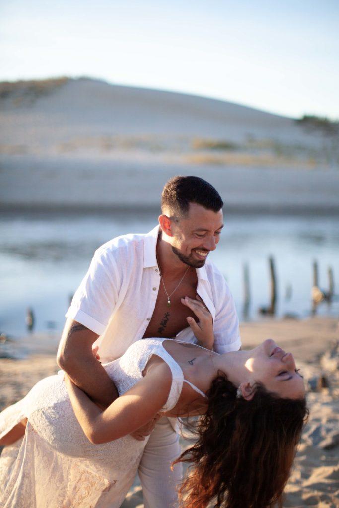 ALBA GRINN séance couple