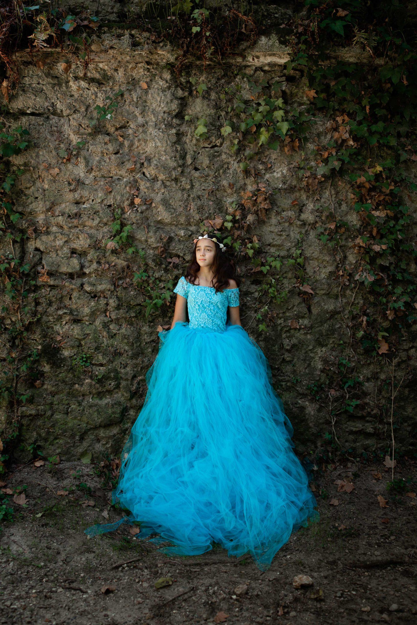 séance princesse ALBA GRINN photographe Landes